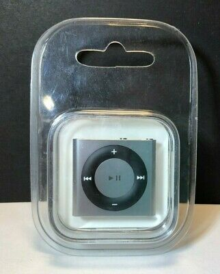 NEW Apple 4th Gen NEW iPod Shuffle A1373 2GB Silver - Factory Sealed