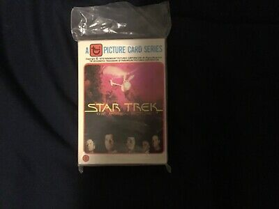 1979 topps Star Trek complete card set