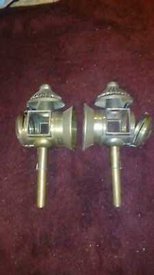 1850's Carriage Lights