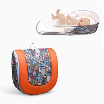 Baby portable movable bed bed camping travel backpack bed Removable Strap safe