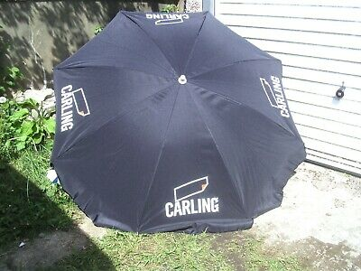 Brand new Bulmers Cider 1.8 m  pub beer garden parasol umbrella teflon coated