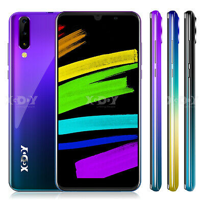 "16GB XGODY 6.0"" Dual SIM Mobile Smart Phones Android 9.0 Smartphone Unlocked UK"