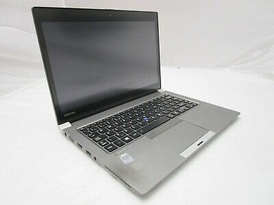 Toshiba Portege Z30t - Intel Core i7-4600U 8GB RAM 256GB SSD Win 10 Home Laptop