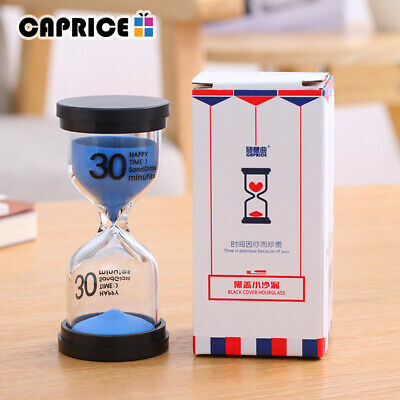 Hourglass 1/3/5/10/15/30 Minutes Timer Sand Watch Clock Gift Home Decoration