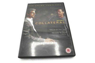 Collateral (DVD, 2005) Tom Cruise - Jamie Foxx -