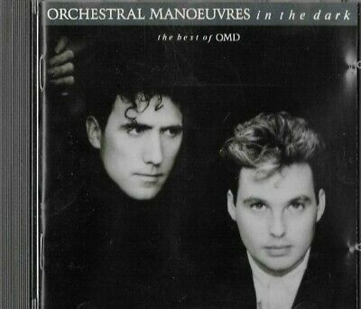 Orchestral Manoeuvres in the Dark - Best Of OMD (CDOMD1) Virgin (UK)