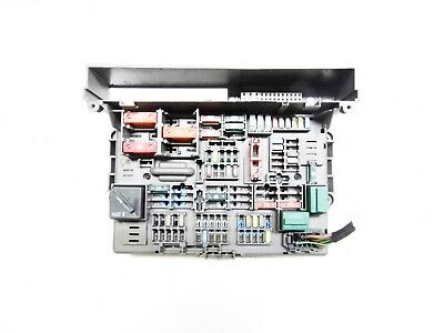 bmw 1 3 x1 series e81 e87 e90 e91 power distribution fuse box front bmw 1 series e87 e87 lci e88 e82 power distribution fuse box front 61149119445