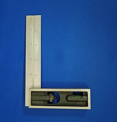 """iGaging 6"""" Precision Engineering Double Square, #34-266-S"""