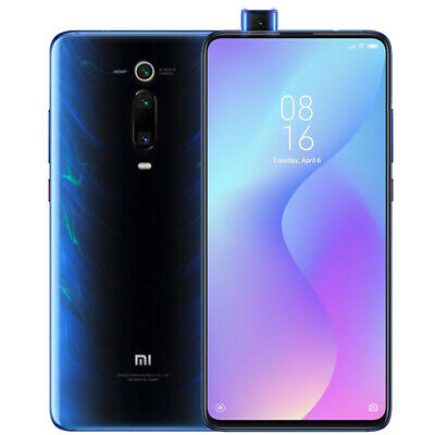 Xiaomi Mi 9T 4G Android 9.0 OS Smartphone Blau Phablet 6GB 128GB 6.39 Zoll Handy