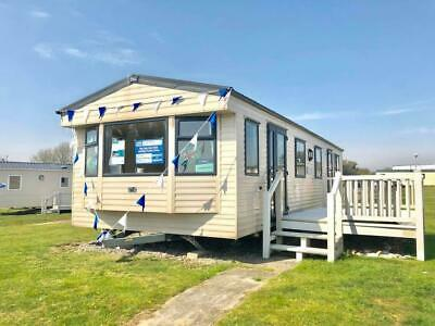 Double Glazed & Central Heated Holiday Home For Sale On The Suffolk Coast