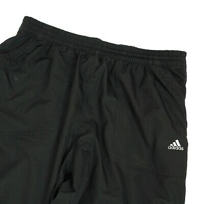 ADIDAS Tracksuit Bottoms | Trackies Gym Jogging Running Retro Vintage 3 Stripe
