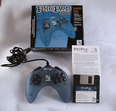 DRIVERS INTERACT PROPAD BLUE