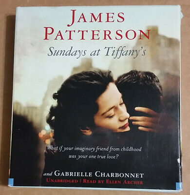 Sundays at Tiffany's by James Patterson ( 5 CD Unabridged Audiobook)