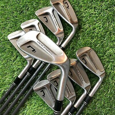 MacGregor N1 Irons 3-9 P&SW / Driveshaft Carbon Regular Flex
