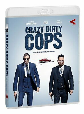  145750  Crazy Dirty Cops - War On Everyone [Blu-Ray] Édition Italienne
