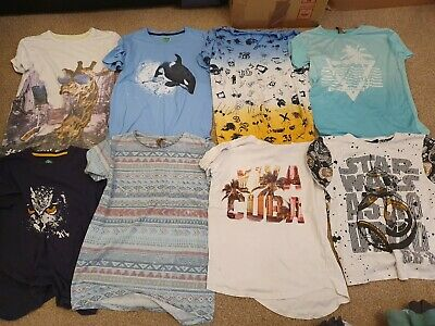 Bundle Of Boys 11-12 Years Clothes