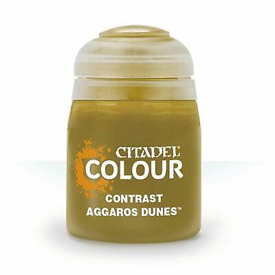 Citadel Colour: Contrast - Aggaros Dunes 18ml By Games Workshop 29-25 In stock