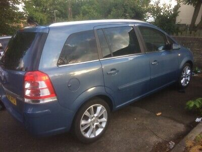 2008 Vauxhall zafira design 7 seater 2.2L petrol ,only 67000 miles