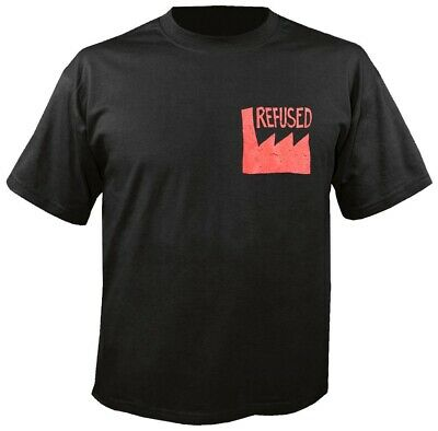 REFUSED - Real Threat - T-Shirt
