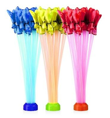ZURU 100 Bunch O Balloons 3 Different Colors Fill in 60 Seconds NEW