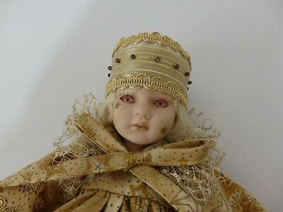 Wishing Star Limited Edition Doll By Pauline Bjoness-Jacobson
