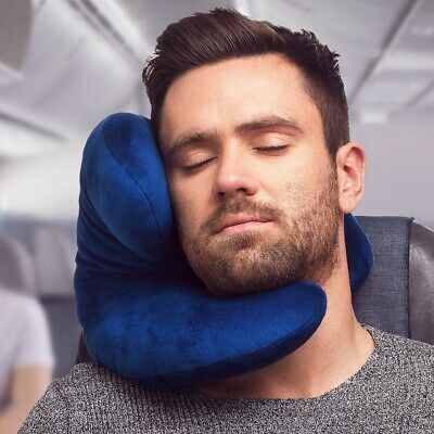 J-pillow Travel Pillow - British Invention of the Year - From the Inventor