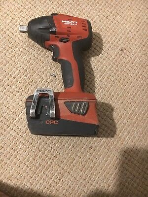 "Hilti SIW22-A 1/2"" Impact Wrench"