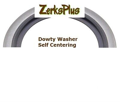 24mm Metric Dowty washer bonded seal M24 24.7x32x2mm   Price for 2 pcs