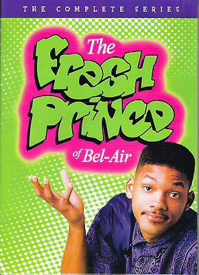 The Fresh Prince of Bel-Air The Complete Series (22-Disc) Brand New
