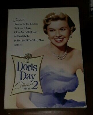 Doris Day Collection Vol 2 (DVD, 6-Disc Set) My Dream Is Yours, Danny Thomas