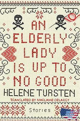 An Elderly Lady Is Up to No Good, New, Free Ship