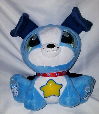 Starshine Watchdogs Talking Bedtime Blue Plush Lights Up Toy