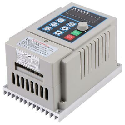 AC 220V 0.75kW Variable Frequency Drive VFD Speed Control Inverter Single Phrase