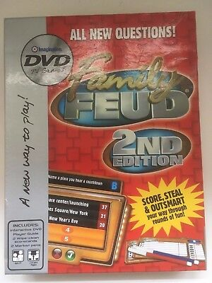 IMAGINATION DVD TV Games~DEAL or NO DEAL Interactive DVD Game Show