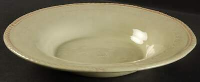 New Vietri Bellezza Celadon Set Of 2 Pasta Bowls