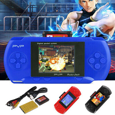 2.8 Inch Handheld Portable Pvp 3000 Games Console Retro Megadrive Ds Video Game