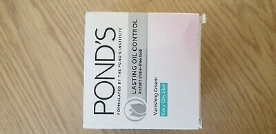 Ponds Oil Control Vanishing Cream For Very Oily Skin 100Ml Moisturising Nourish