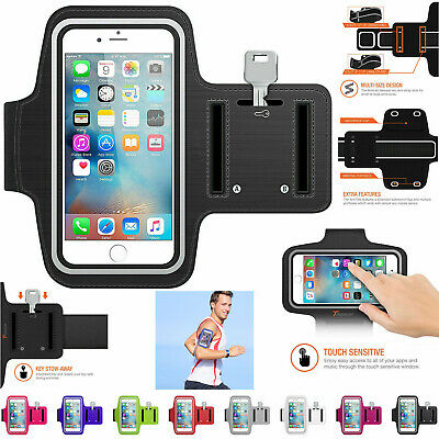For Apple Gym Running Jogging Sports Armband Holder For All iPhone Mobile Phones