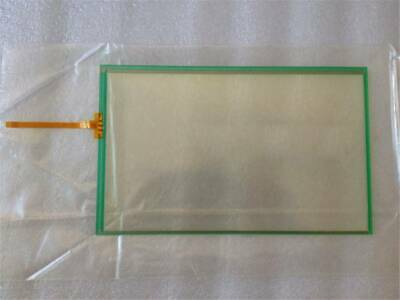 For KTP085B 8.5 inch 4 wire Resistive Touch Screen Glass Panel 200*125mm