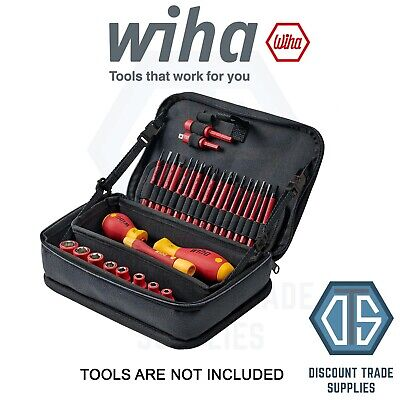 Wiha 43474 Empty Functional Bag, Tools Are Not Included