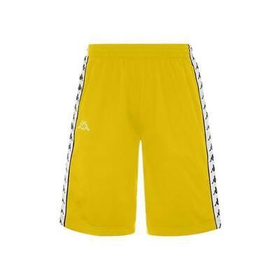 Kappa Snapswell Yellow Banda Short