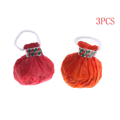 3X Spider Silk Throw Streamers Mixed Color Cup Style Magic Trick Stage Props BR