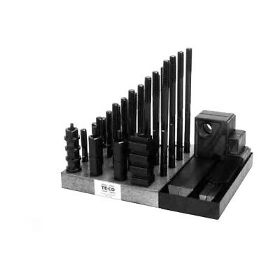 """Te-Co 20220 Super Clamp Kit With 2"""" Thick Step Blocks Mfgd"""