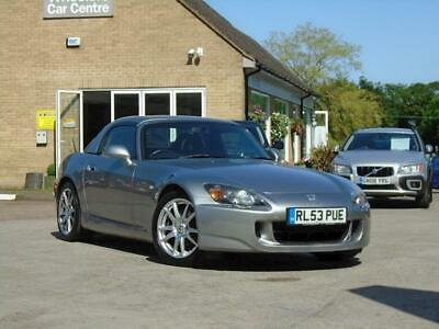Honda S2000 16V Saloon 2.0 Manual Petrol