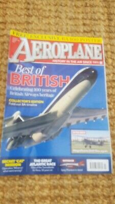 Aeroplane Magazine July 2019