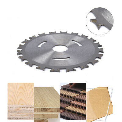 "High Quality 4""Circular Saw Blade Bidirectional Cutting Blade 20T For Wood Metal"