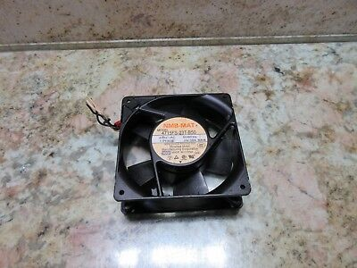 NMB FLOWMAX COOLING FAN 4715PS-10T-B30 AC 100V 50//60HZ 91-34210 B37 CNC EACH
