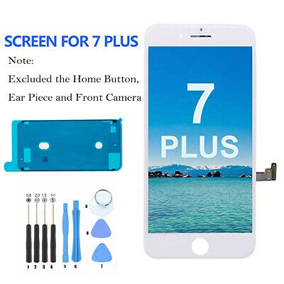 OEM For iPhone 7 Plus LCD Display Digitizer Touch Screen Replacement + Tools