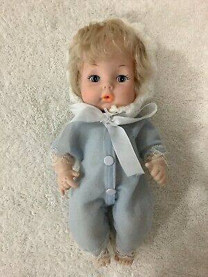 Vintage Baby Doll 26cm Tall Excellent Condition