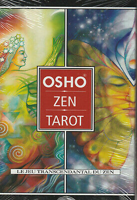 Osho Zen Tarot - French Edition - Book & Cards - New